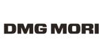 Logo for DMG MORI - udstiller på Spånligaen 2020