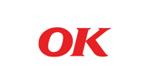Logo for OK - Udstiller på Spånligaen 2020