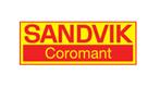 Logo for Sandvik Coromant - udstiller på Spånligaen 2020