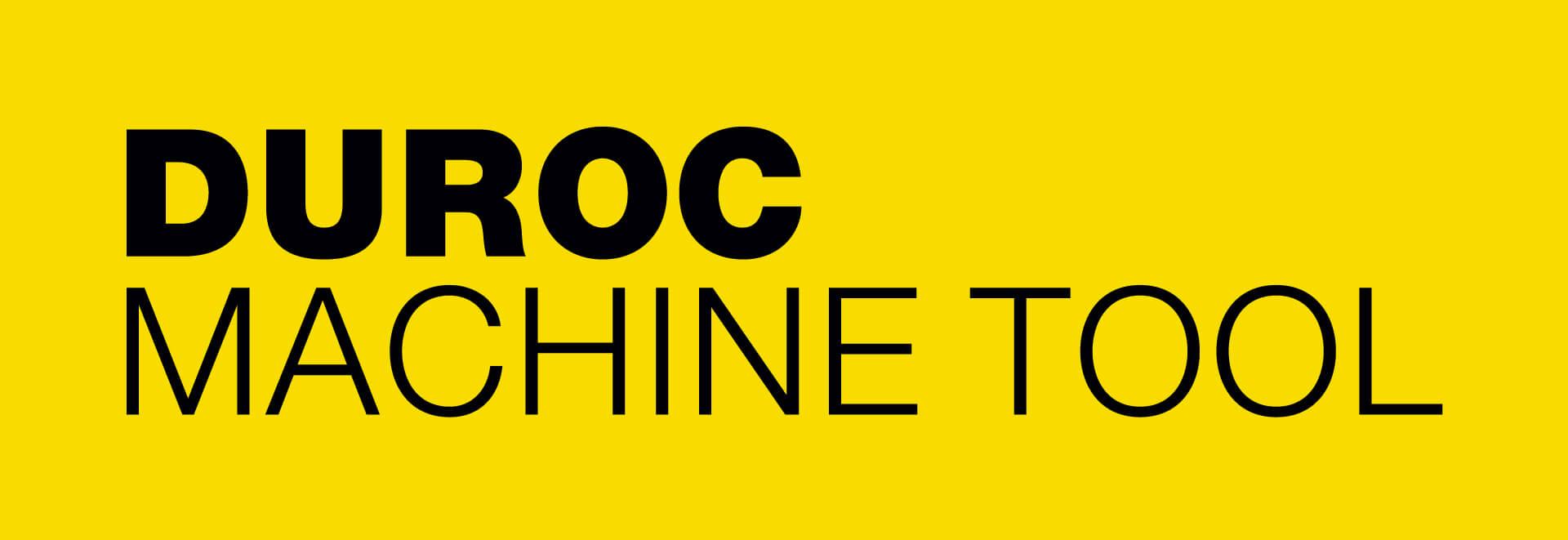 Logo Duroc Machine tool - udstiller på Spånligaen 2020